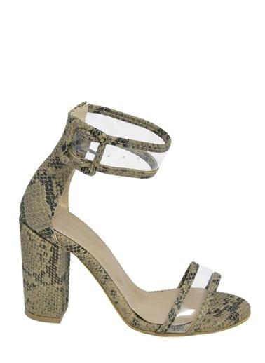 Simyy Ayakkabı Bej